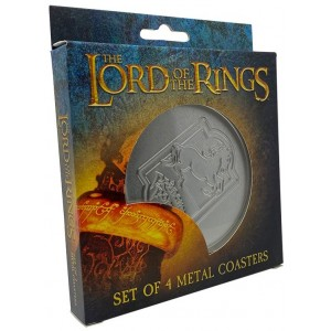 The Lord of the Rings Metal Coasters