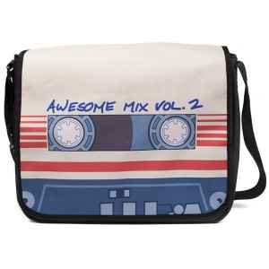 Marvel Guardians of the Galaxy Messenger Bag - Mix Tape