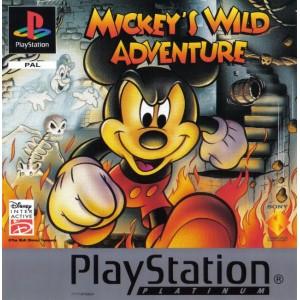 Mickey's Wild Adventure - Platinum