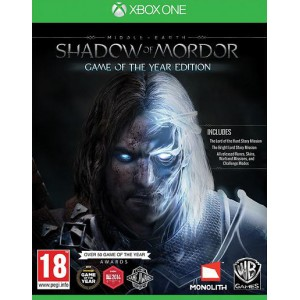 Middle-Earth: Shadow of Mordor - Game of the Year