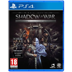 Middle Earth Shadow of War - Silver Edition
