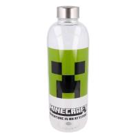 Minecraft Large Glass Bottle - Creeper