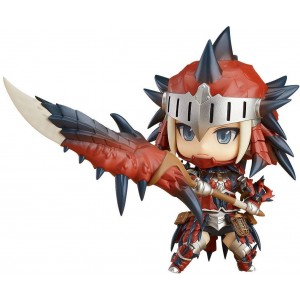 Monster Hunter World Nendoroid - Female Rathalos Armor Edition
