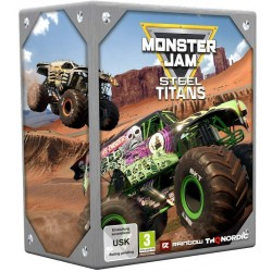 Monster Jam: Steel Titans - Collector's Edition