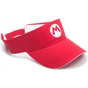 Mario Tennis Aces Visor Hat
