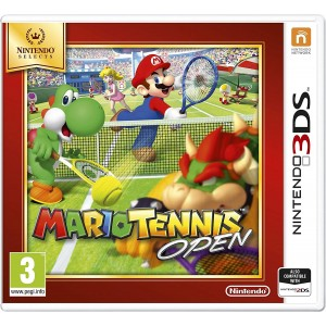 Mario Tennis Open - Selects
