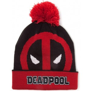 Deadpool Beanie - Face