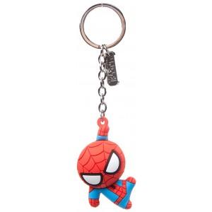 Spider-Man 3D Keyring - Kawaii