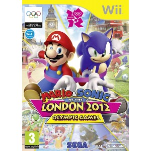 Mario & Sonic at the London 2012 Olympic Games | Used
