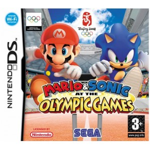 Mario & Sonic at the Olympic Games | Used