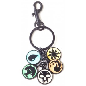 Magic the Gathering Metal Keyring - Charms