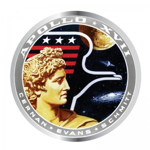 NASA Pin - Apollo XVII