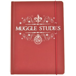 Harry Potter Notebook - Muggle Studies