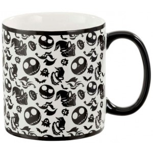 Nightmare before Christmas Mug - Oogie, Jack and Zero