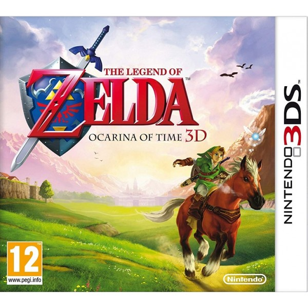 The Legend of Zelda: Ocarina of Time 3D | Used