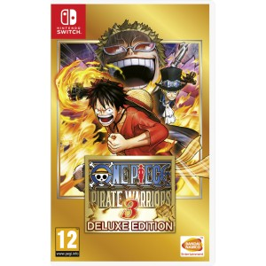 One Piece: Pirate Warriors 3 Deluxe Edition