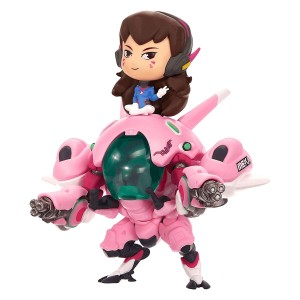 Overwatch Cute But Deadly - D.Va with Meka