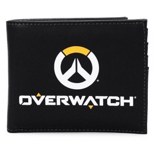 Overwatch Canvas Wallet - Logo
