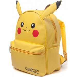 Pokémon Shaped Backpack - Pikachu With Ears