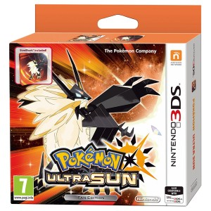Pokémon Ultra Sun - Fan Edition