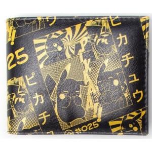 Pokémon Wallet - Pikachu Manga