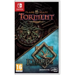 Planescape: Torment & Icewind Dale