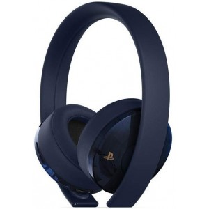 PlayStation Gold Headset - 500 Million
