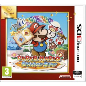 Paper Mario: Sticker Star - Selects