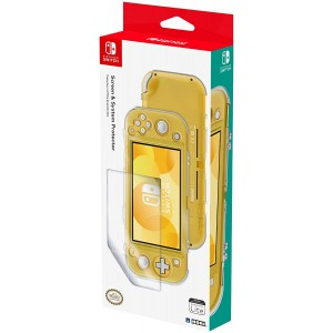 Switch Lite Hori Screen & System Protector