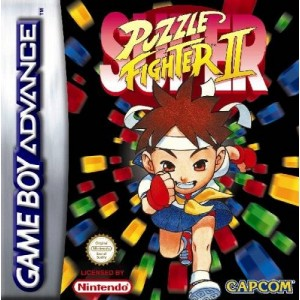 Super Puzzle Fighter II | Used