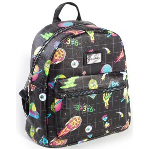 Rick and Morty Backpack - Spaceship