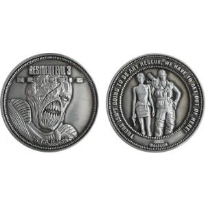 Resident Evil 3 Coin - Nemesis