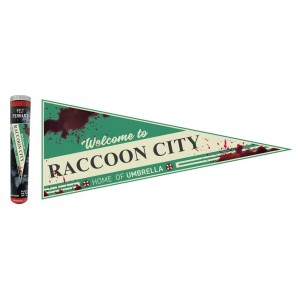 Resident Evil Pennant - Racoon City