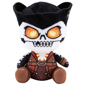 Sea of Thieves Plush - Captain Flameheart