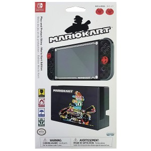 Switch Screen Protection & Skins - Mario Kart