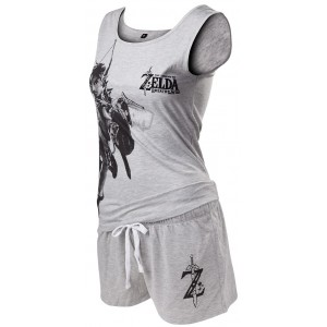 The Legend of Zelda Nightwear - Breath of the Wild | Large (L)