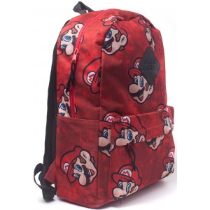 Super Mario Backpack - Sublimation
