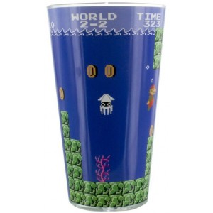 Super Mario Coloured Glass - World 2-2