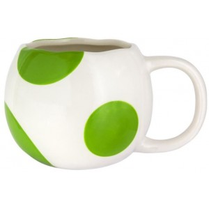 Super Mario Shaped Mug -Yoshi Egg