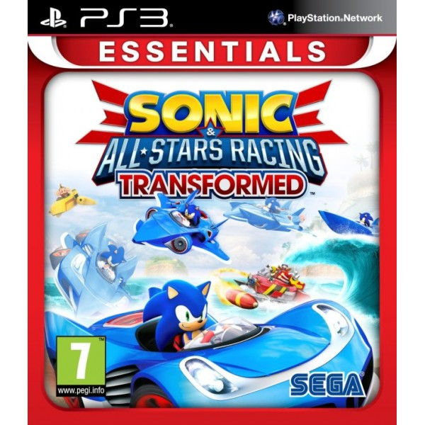 Sonic All-Star Racing: Transformed - Essentials