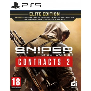 Sniper Ghost Warrior: Contracts 2 - Elite Edition