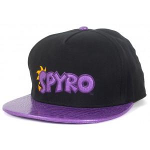 Spyro the Dragon Cap - Logo Scales