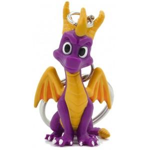 Spyro the Dragon 3D Keyring