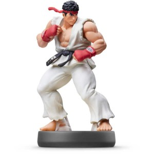 Amiibo: Super Smash Bros. Collection - Ryu