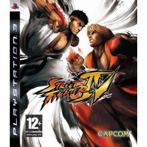 Street Fighter IV | Used