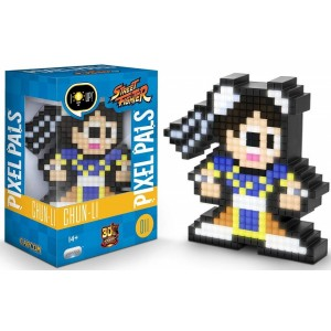 Street Fighter Pixel Pals - Chun Li