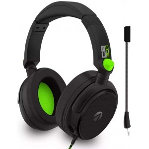 Stealth C6-300 Headset - Green