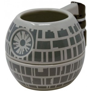 Star Wars Shaped Mug - Death Star