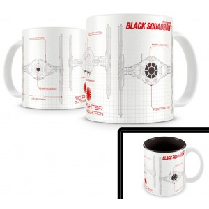 Star Wars Mug - Tie Fighter