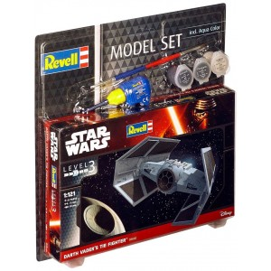 Star Wars Model Kit - Darth Vader's Tie Fighter